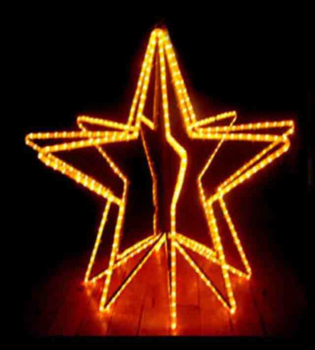 Как сделать светящуюся звездочку 22
